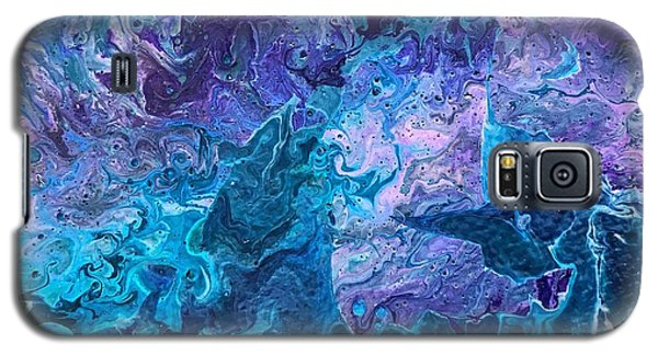 Detail Of Waves 7 Galaxy S5 Case