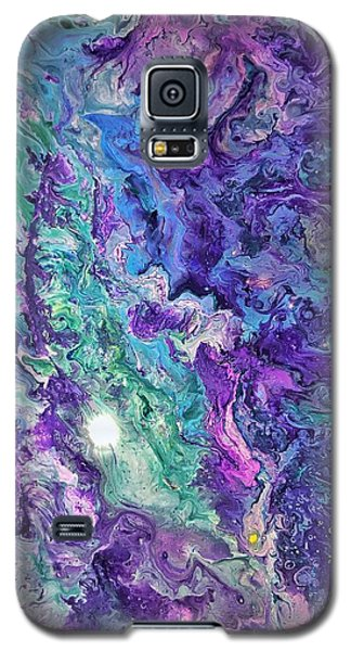 Detail Of Waves Galaxy S5 Case