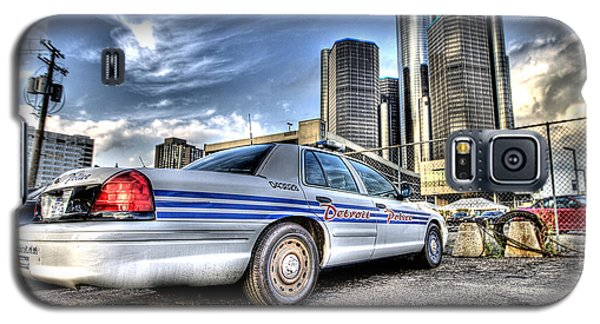 Detroit Police Galaxy S5 Case