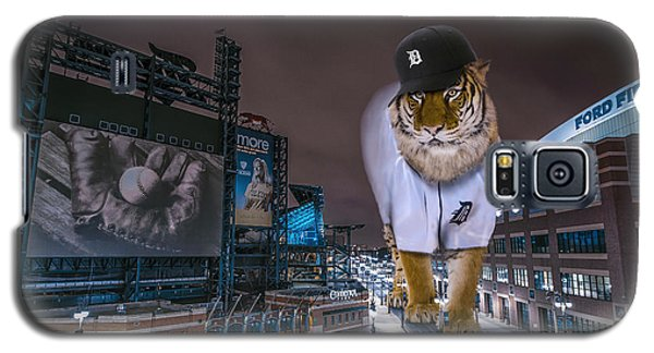 Detroit Tigers At  Comerica Park Galaxy S5 Case