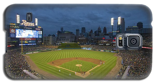 Detroit Tigers Comerica Park 2 Galaxy S5 Case