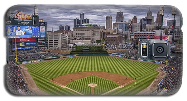 Detroit Tigers Comerica Park 4837 Galaxy S5 Case