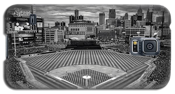 Detroit Tigers Comerica Park Bw 4837 Galaxy S5 Case