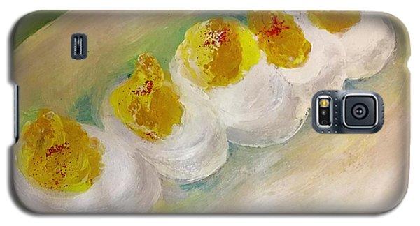 Devilled Eggs Galaxy S5 Case