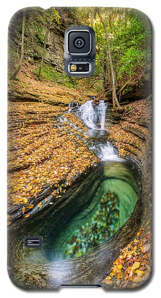 Devils Bathtub Autumn Galaxy S5 Case