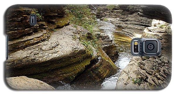 Devil's Bathtub Sd Galaxy S5 Case by James Peterson