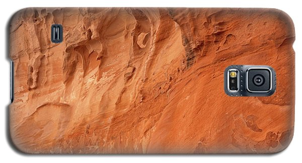 Devil's Canyon Wall Galaxy S5 Case
