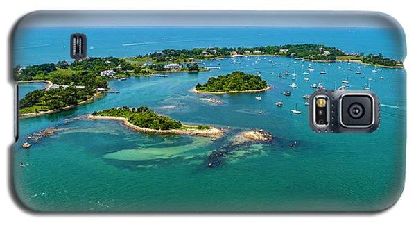 Devils Foot Island Galaxy S5 Case