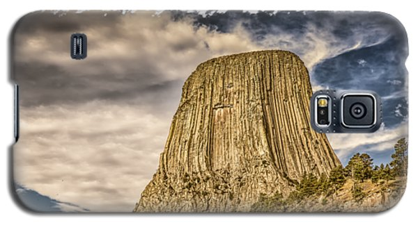 Devils Tower Inspiration 2 Galaxy S5 Case