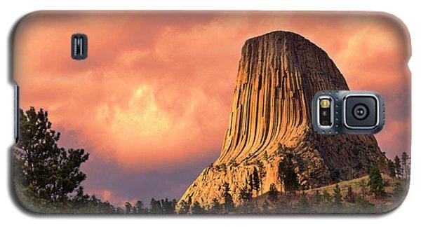 Devil's Tower Galaxy S5 Case
