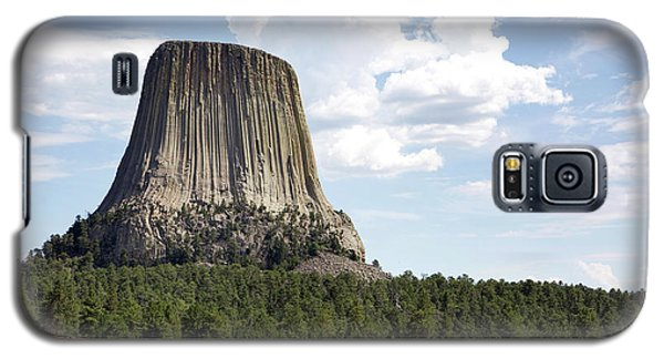 Devils Tower National Monument Galaxy S5 Case
