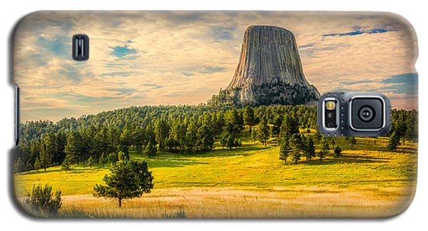 Devil's Tower - The Other Side Galaxy S5 Case by Rikk Flohr