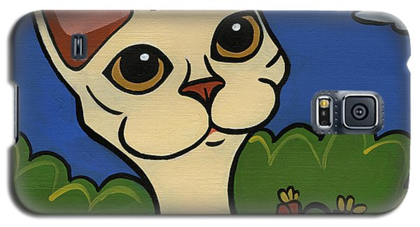 Devon Rex Galaxy S5 Case