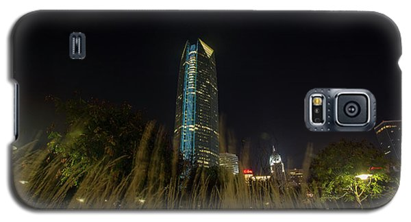 Devon Tower Okc 2 Galaxy S5 Case