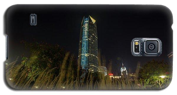 Devon Tower Okc 2 Galaxy S5 Case
