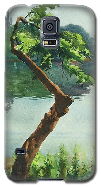 Dhanmondi Lake 03 Galaxy S5 Case by Helal Uddin