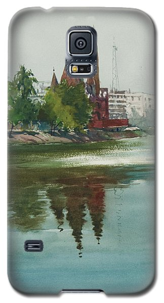 Dhanmondi Lake 04 Galaxy S5 Case by Helal Uddin