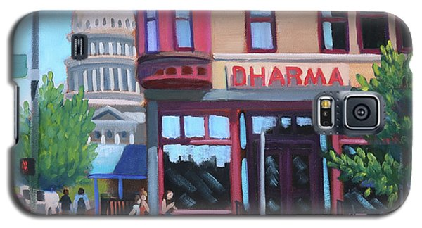 Dharma Building - Boise Galaxy S5 Case
