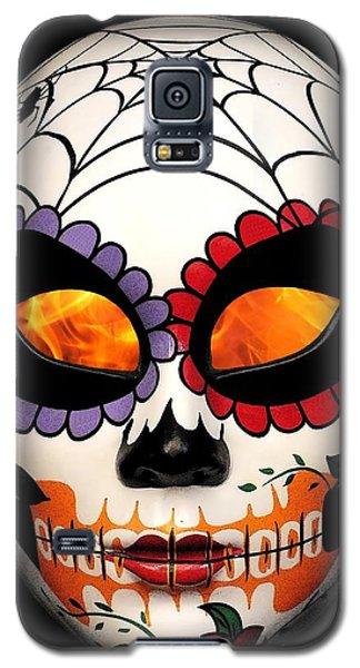 Dia De Los Muertos Galaxy S5 Case