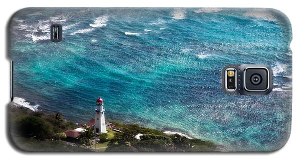 Diamond Head Lighthouse Galaxy S5 Case