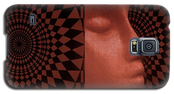 Galaxy S5 Case featuring the photograph Diamond Shadow 2 by Jeff  Gettis