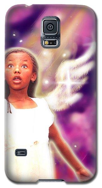 Diamond.angelic 3 Galaxy S5 Case
