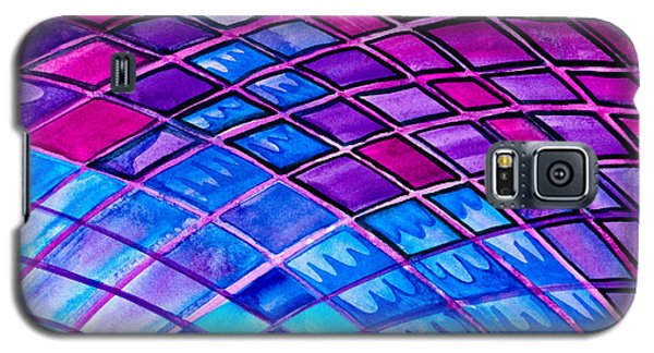 Diamonds And Lines Galaxy S5 Case
