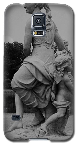 Galaxy S5 Case featuring the painting Diana by Eric  Schiabor