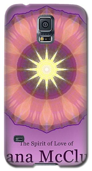 Diana Mcclure Galaxy S5 Case