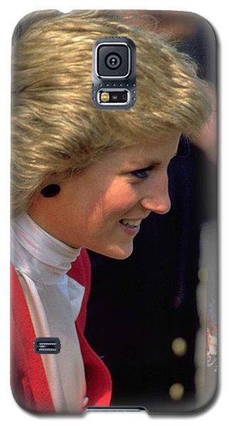 Diana Princess Of Wales Galaxy S5 Case