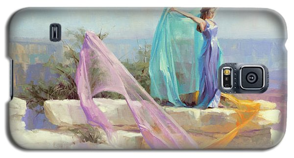Grand Canyon Galaxy S5 Case - Diaphanous by Steve Henderson
