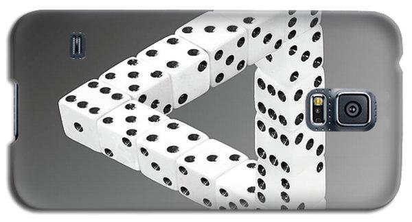 Dice Illusion Galaxy S5 Case