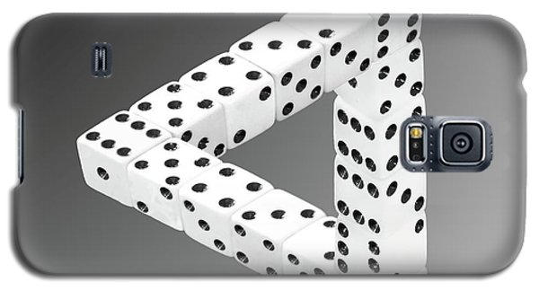 Dice Illusion Galaxy S5 Case