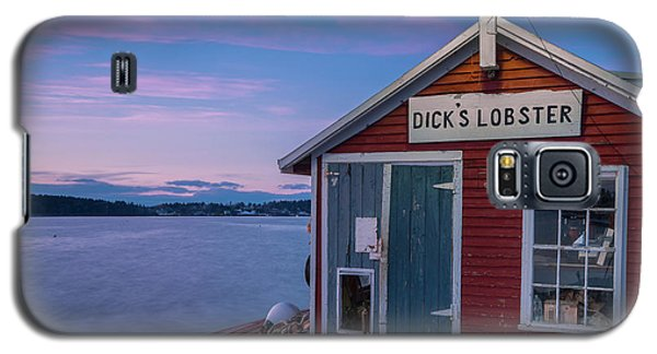 Dicks Lobsters - Crabs Shack In Maine Galaxy S5 Case