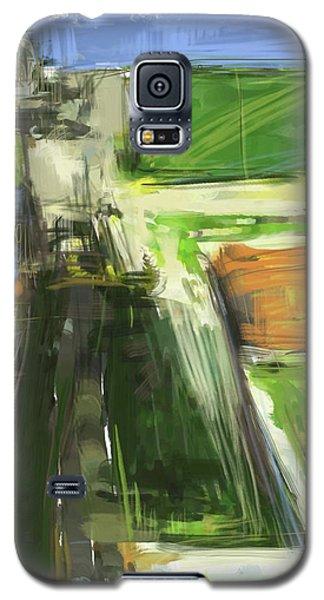 Diebenkorn Homage Galaxy S5 Case