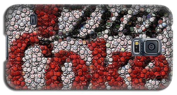 Diet Coke Bottle Cap Mosaic Galaxy S5 Case
