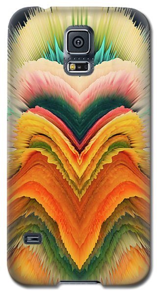 Galaxy S5 Case featuring the photograph Vivid Eruption by Colleen Taylor