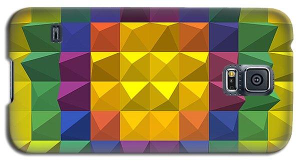 Digital Art 5 Galaxy S5 Case by Suhas Tavkar