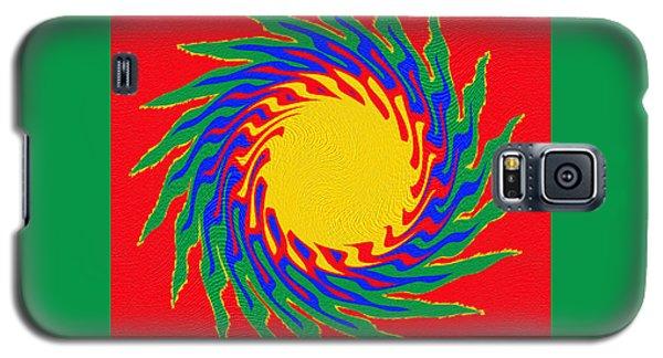 Digital Art 8 Galaxy S5 Case by Suhas Tavkar