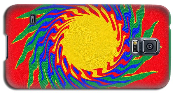Digital Art 8 Galaxy S5 Case