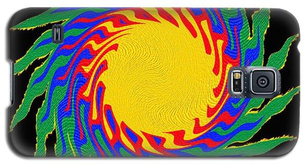 Digital Art 9 Galaxy S5 Case by Suhas Tavkar