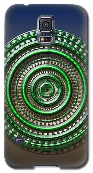 Digital Art Dial 3 Galaxy S5 Case