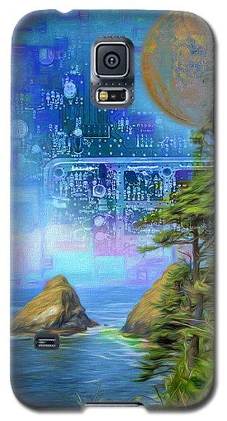 Digital Dream Galaxy S5 Case