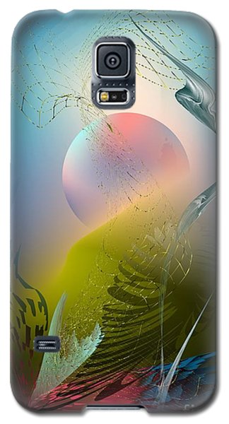 Digital Garden 4 Galaxy S5 Case