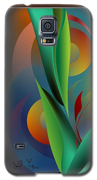 Digital Garden Dreaming Galaxy S5 Case
