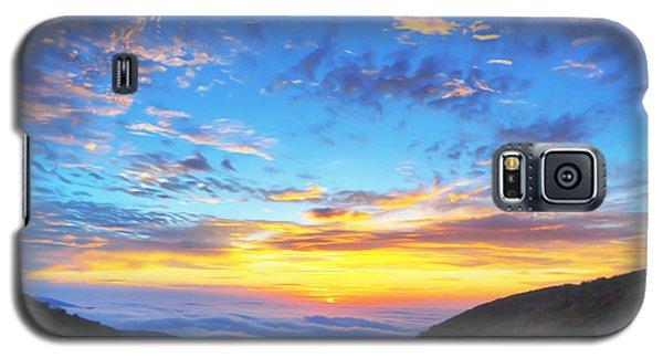 Digital Liquid - Good Morning Virginia Galaxy S5 Case