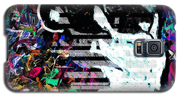 digital Lou Reed Galaxy S5 Case