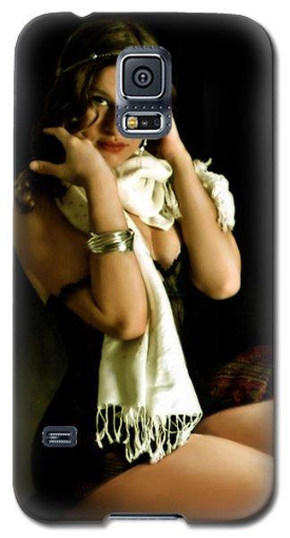 Digital Model Galaxy S5 Case by Harvie Brown