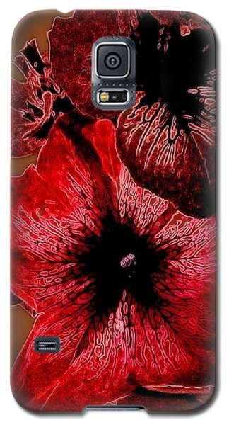 Digital Petunia Galaxy S5 Case