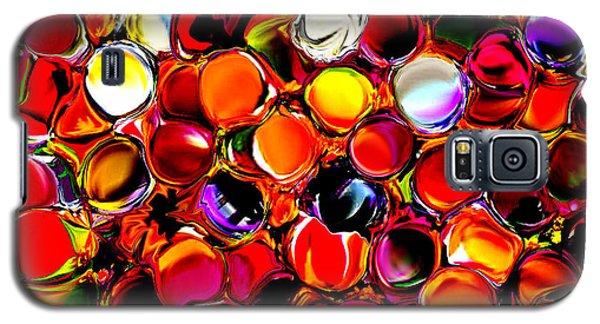 Galaxy S5 Case featuring the digital art Digital2012b by Loxi Sibley